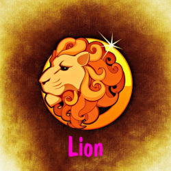 Horoscope Lion 2020
