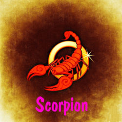 Horoscope Scorpion 2020