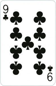 Signification jeu 32 cartes; jeu 32 cartes; signification 9 Trèfle