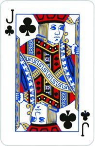 Signification jeu 32 cartes; jeu 32 cartes; signification Valet Trèfle