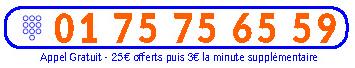 25€ offerts de voyance gratuite au 01 75 75 65 59